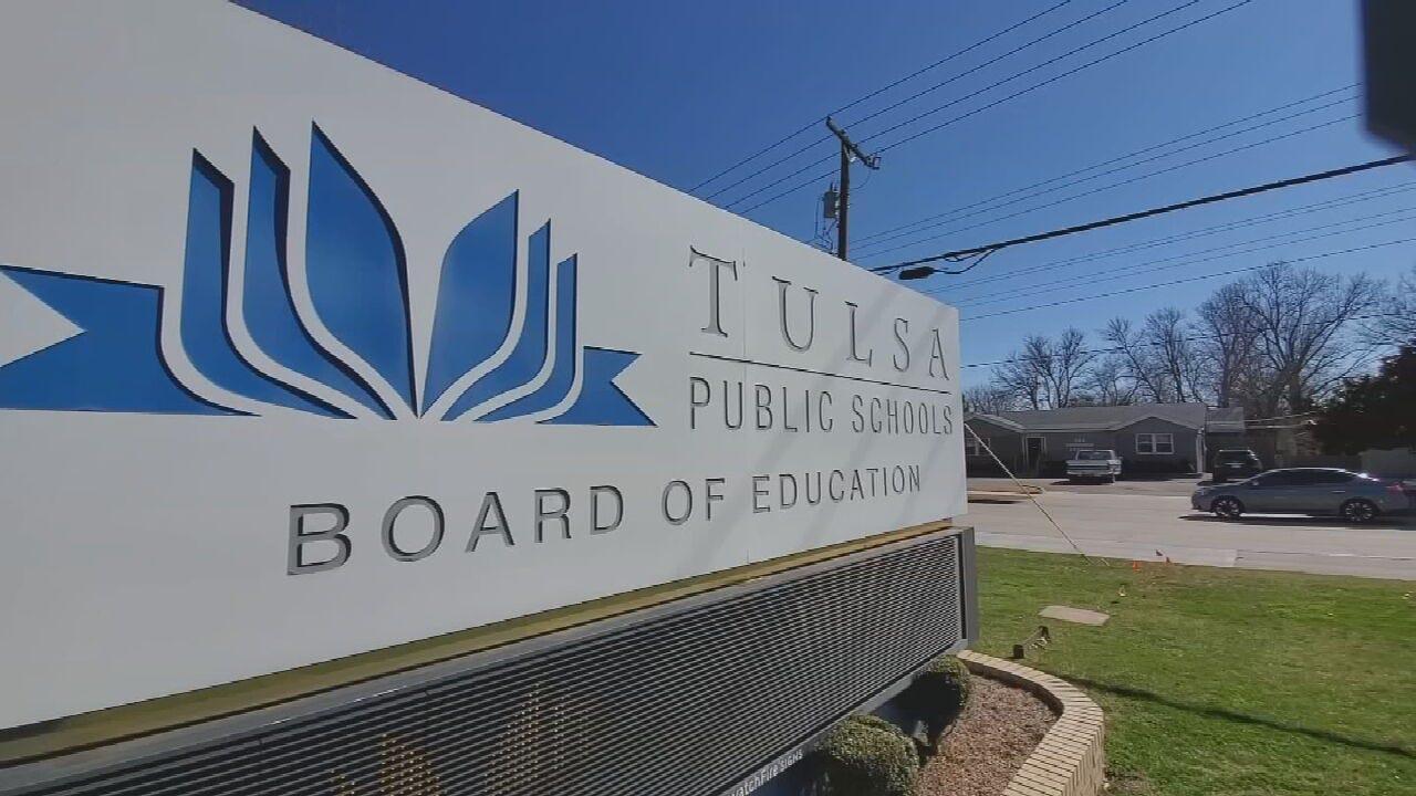 TPS Board Of Education Votes In New President, Vice President