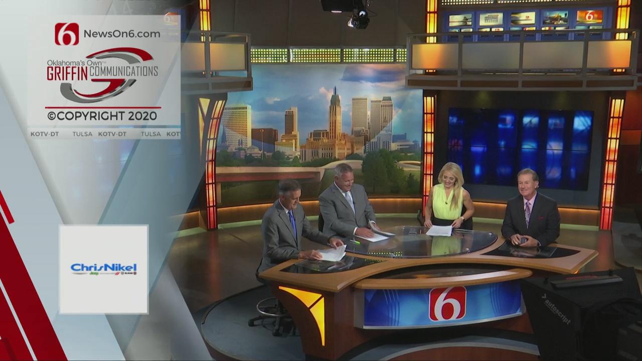 News On 6 6 p.m. Newscast (July 7)