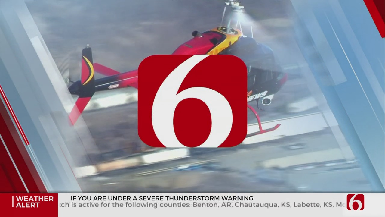 News On 6 At Noon Newscast