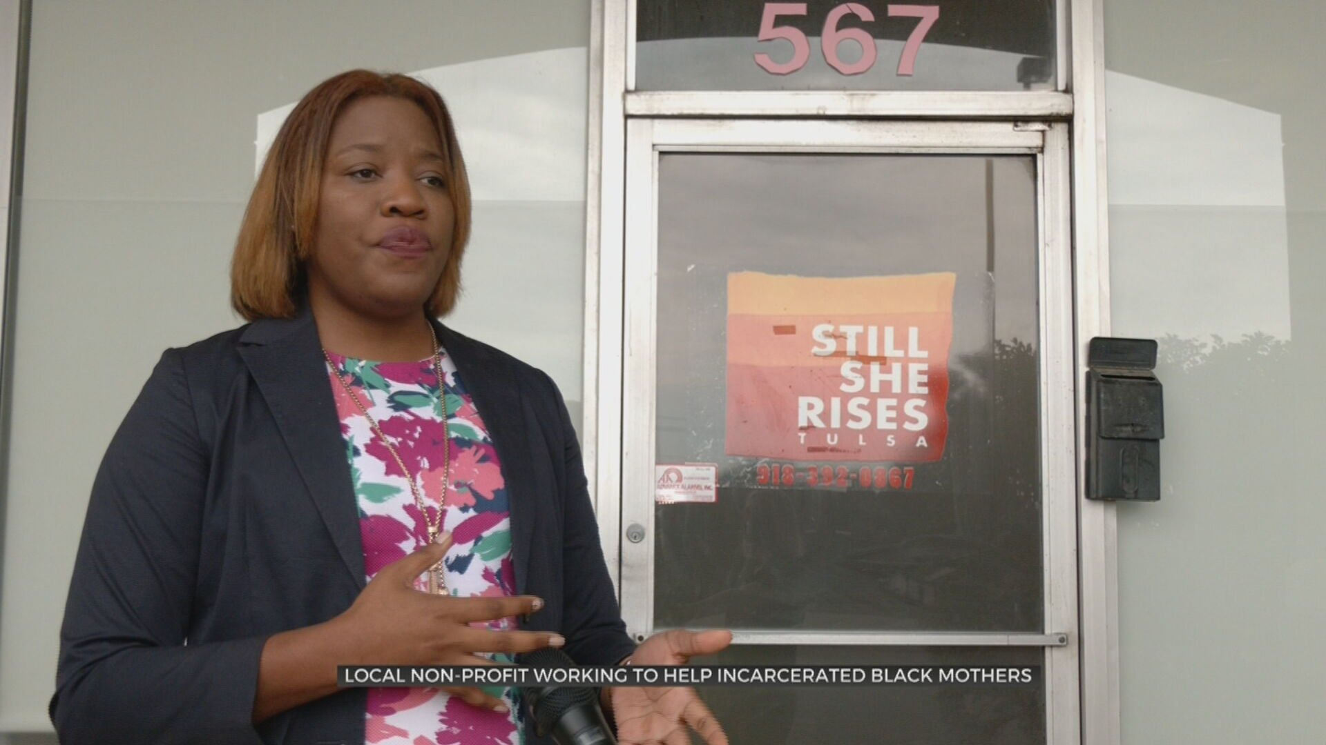 Local Non-Profit Working To Help Incarcerated Mothers Receives Grant