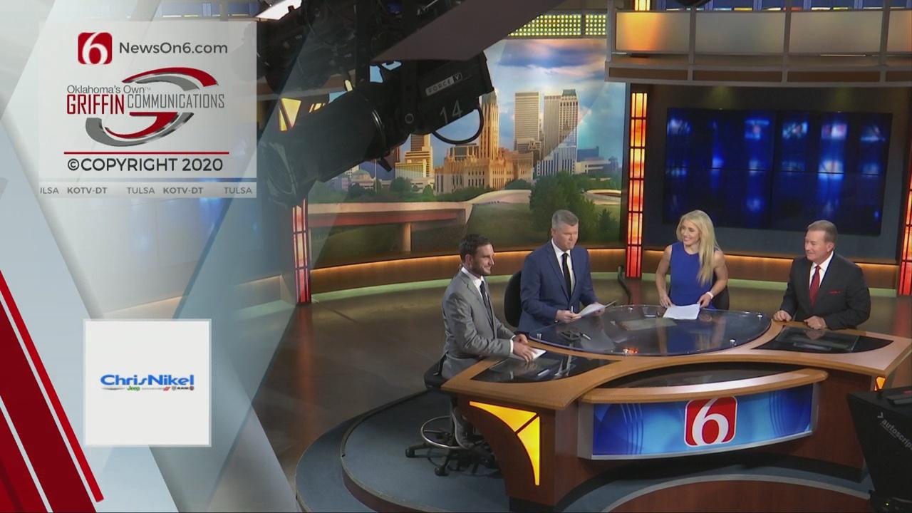 News On 6 6 p.m. Newscast (July 9)
