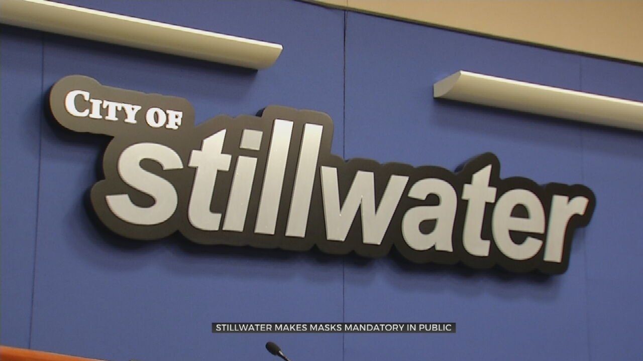 Stillwater City Council Unanimously Passes Face Mask Mandate