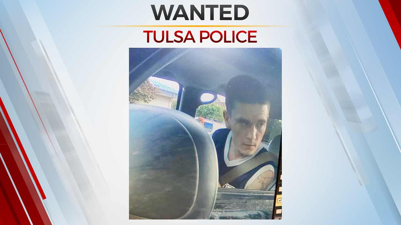 Man Crashes Stolen Truck Into Tulsa Embassy Suites; Police Searching For Suspect