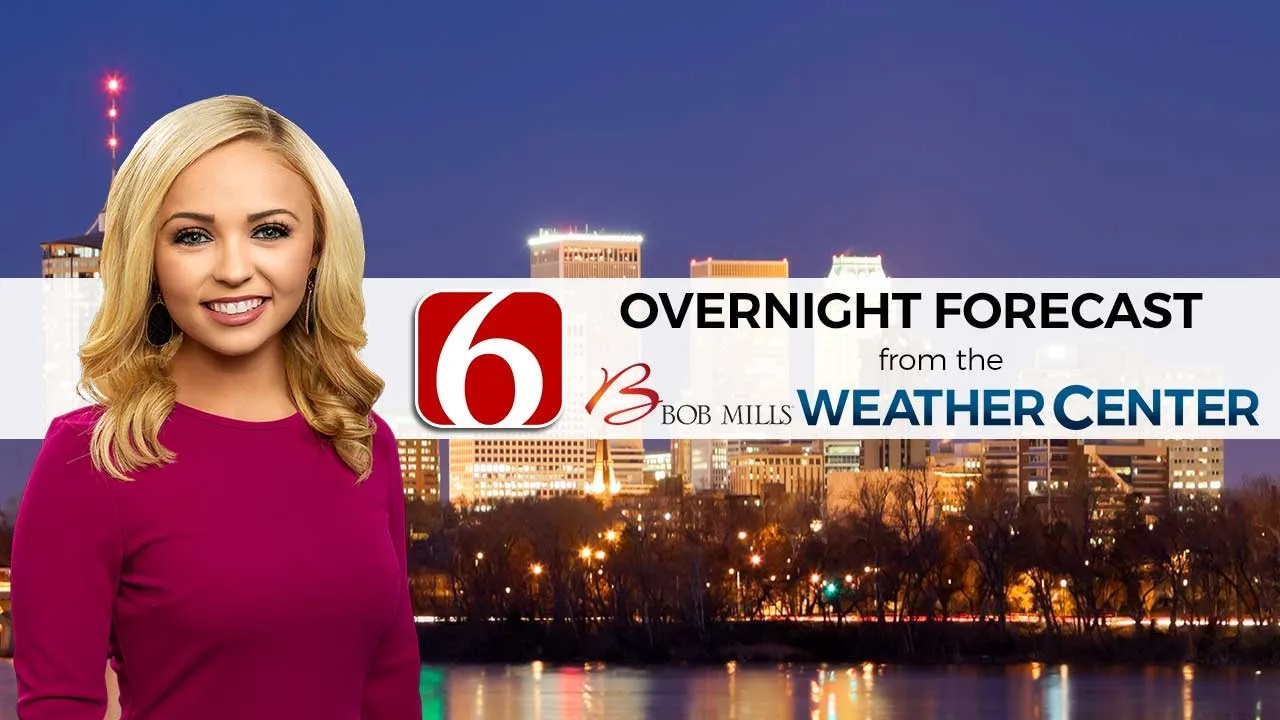 Monday Forecast With Kendall Smith