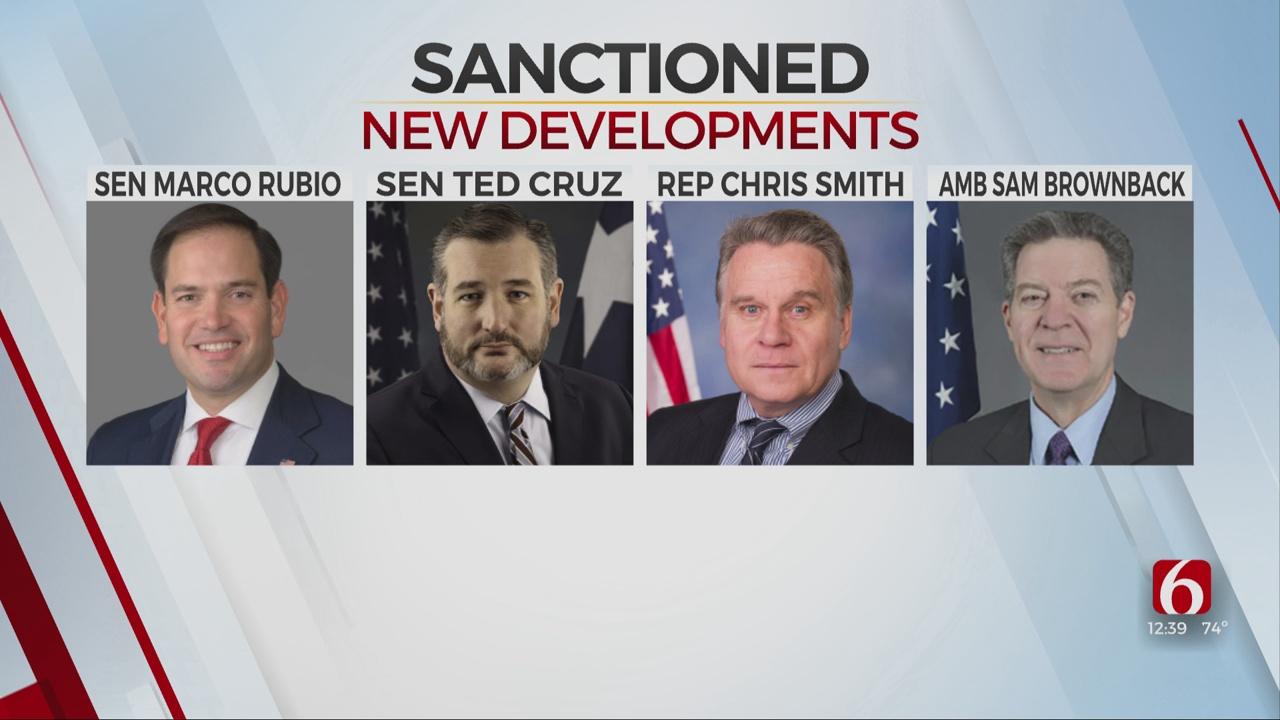 China bans Senators Cruz, Rubio & 2 Other U.S. Officials In Dispute Over Religious Persecution