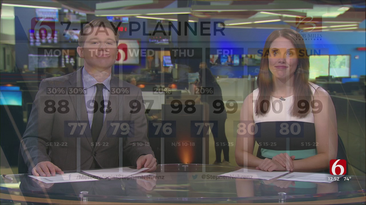 News On 6 Noon Newscast (July 13)