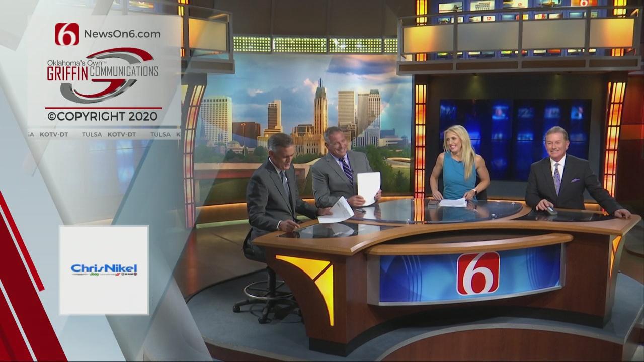 News On 6 6 p.m. Newscast (July 13)