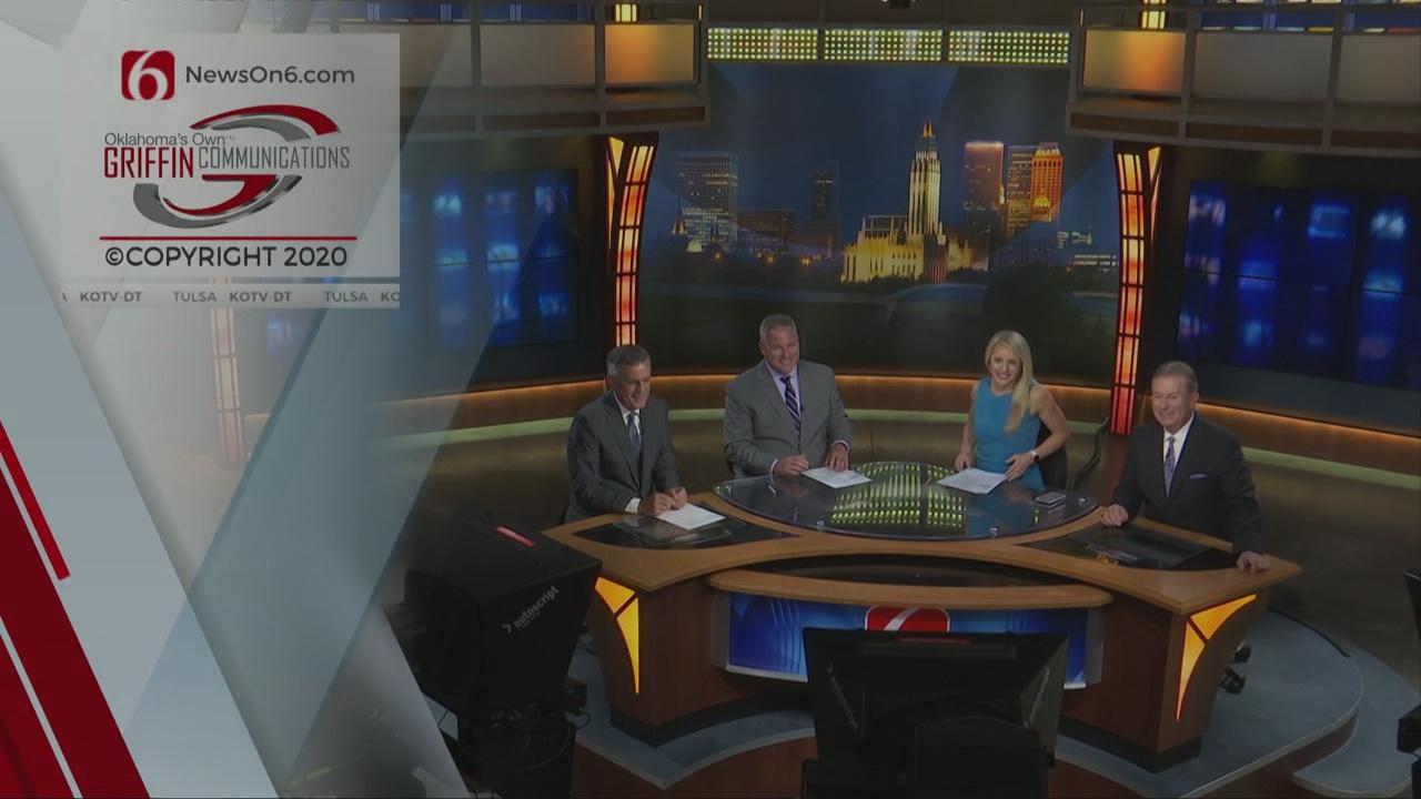 News On 6 10 p.m. Newscast (July 13)