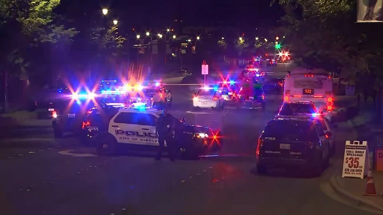 Police Officer Killed After Pursuit In Washington State