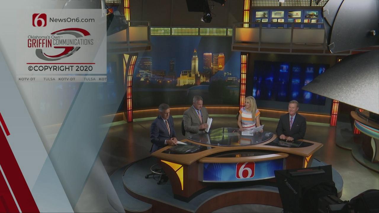 News On 6 10 p.m. Newscast (July 14)