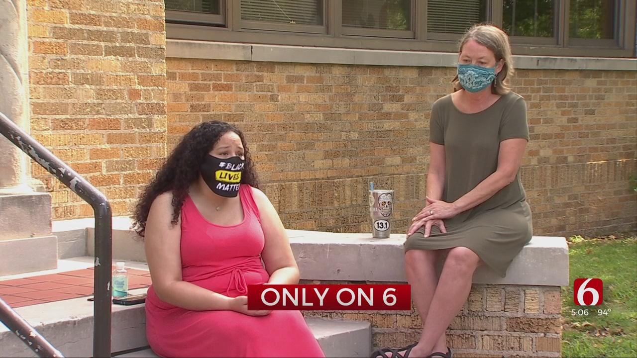 Tulsa Area Teachers Share Concern About COVID-19 Impacting Classrooms