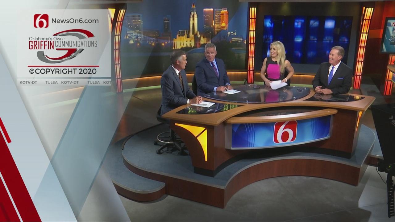 News On 6 10 p.m. Newscast (July 15)