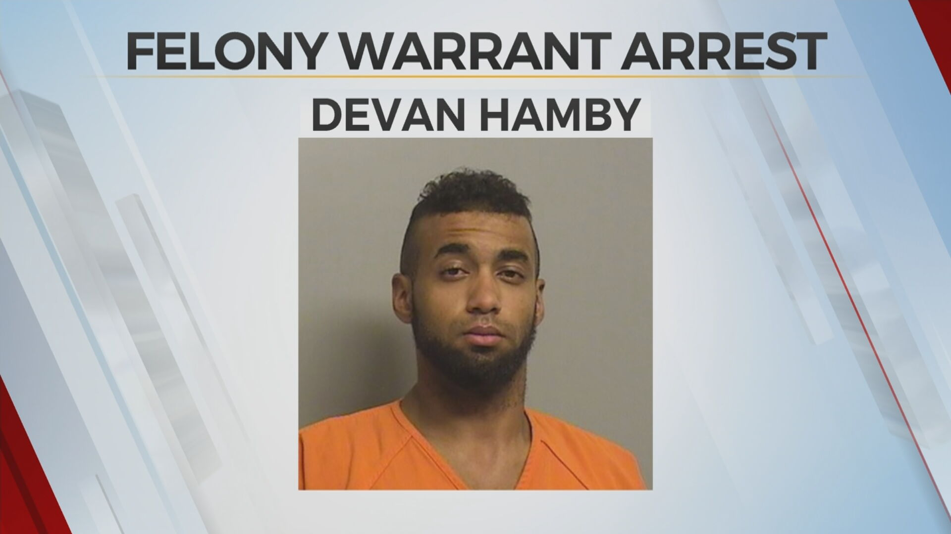 Tulsa Police Arrest Man Wanted Out Of Arkansas