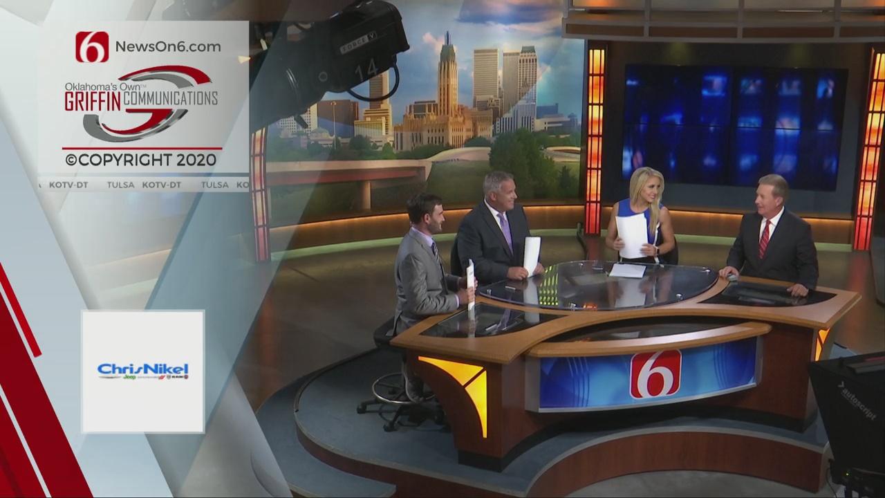 News On 6 6 p.m. Newscast (July 16)