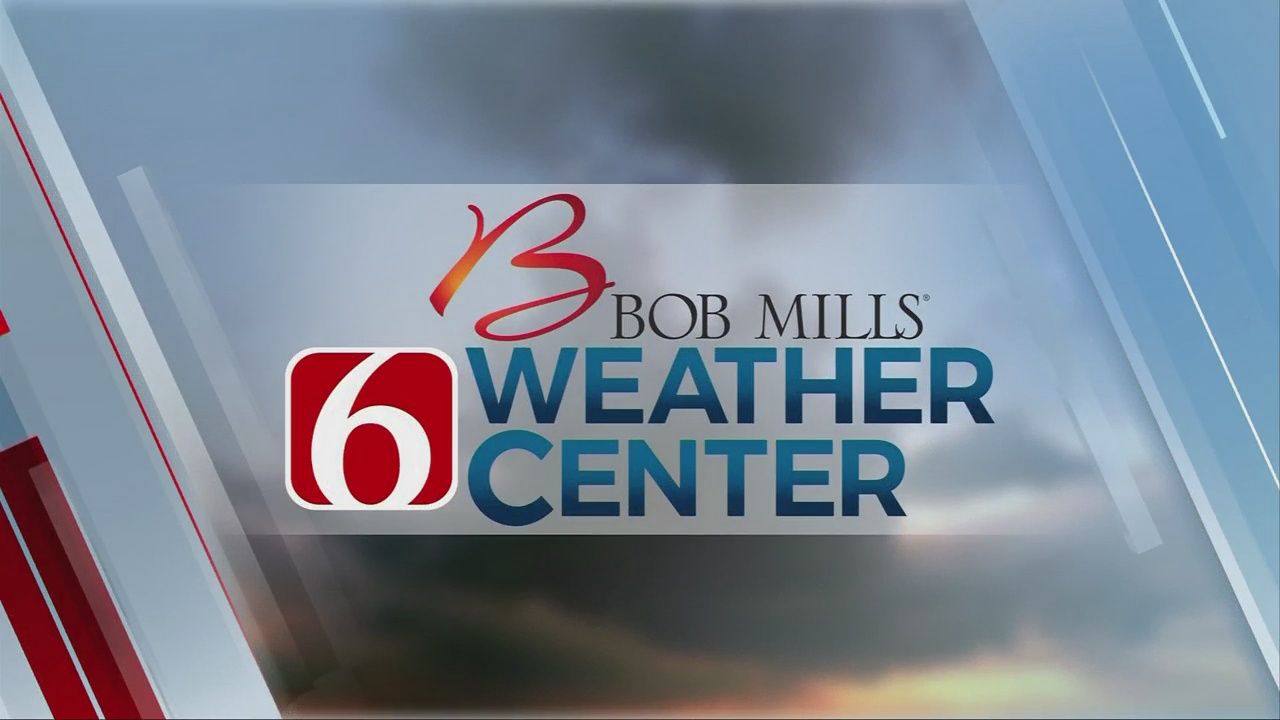 Friday Afternoon Forecast With Kendall Smith