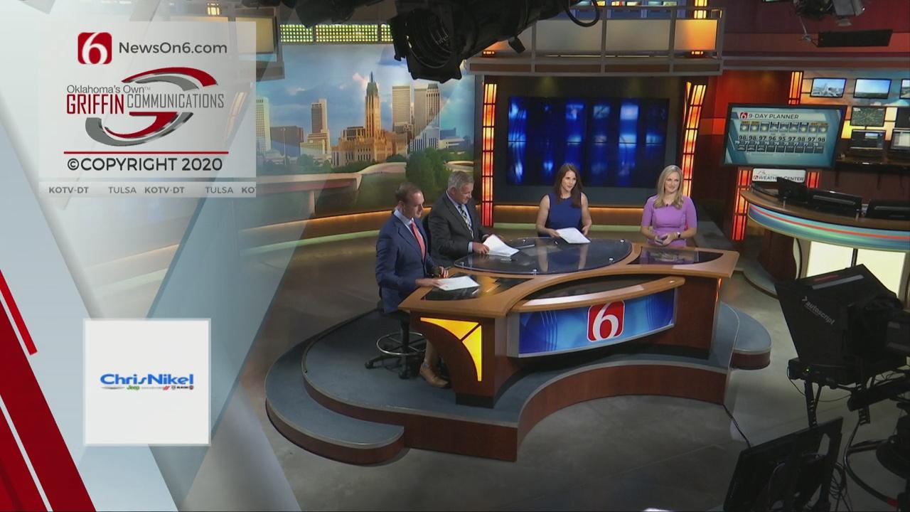 News On 6 6 p.m. Newscast (July 17)