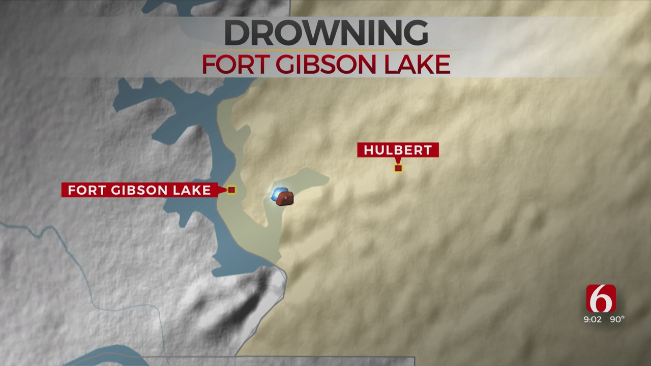 OHP Releases Report On Drowning At Fort Gibson Lake