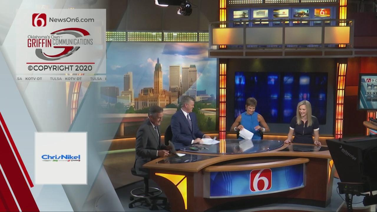 News On 6 6 p.m. Newscast (July 20)