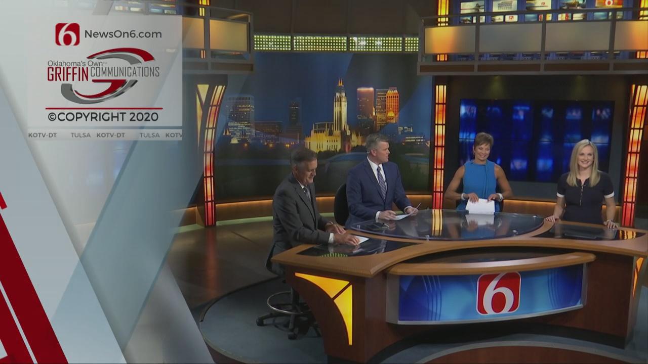News On 6 10 p.m. Newscast (July 20)
