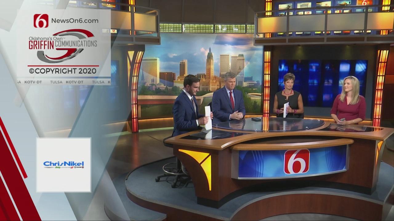 News On 6 6 p.m. Newscast (July 21)