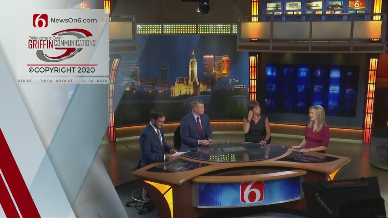 News On 6 10 p.m. Newscast (July 21)