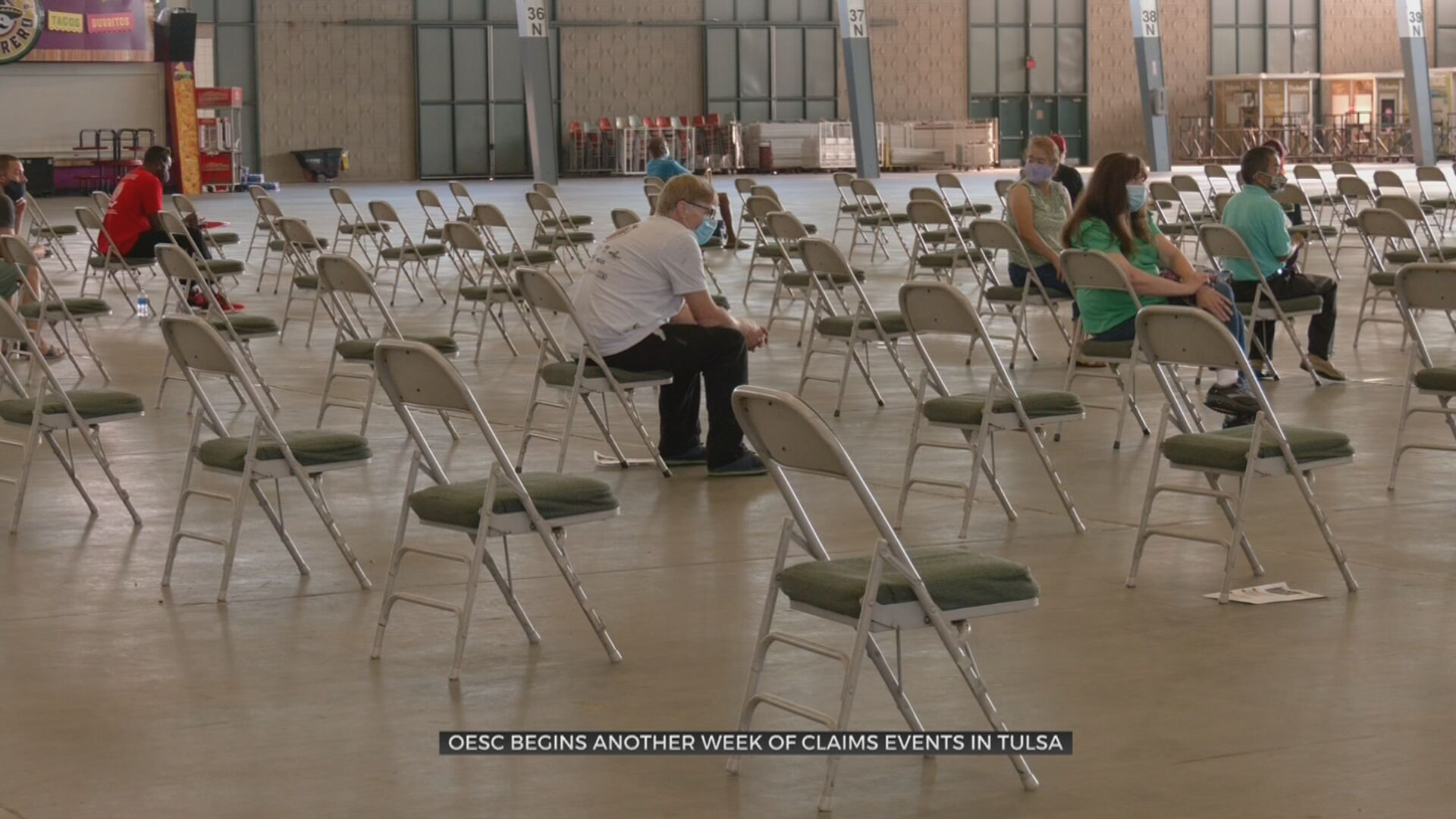 People Facing Unemployment Issues Seek Answers At OESC Meetings In Tulsa
