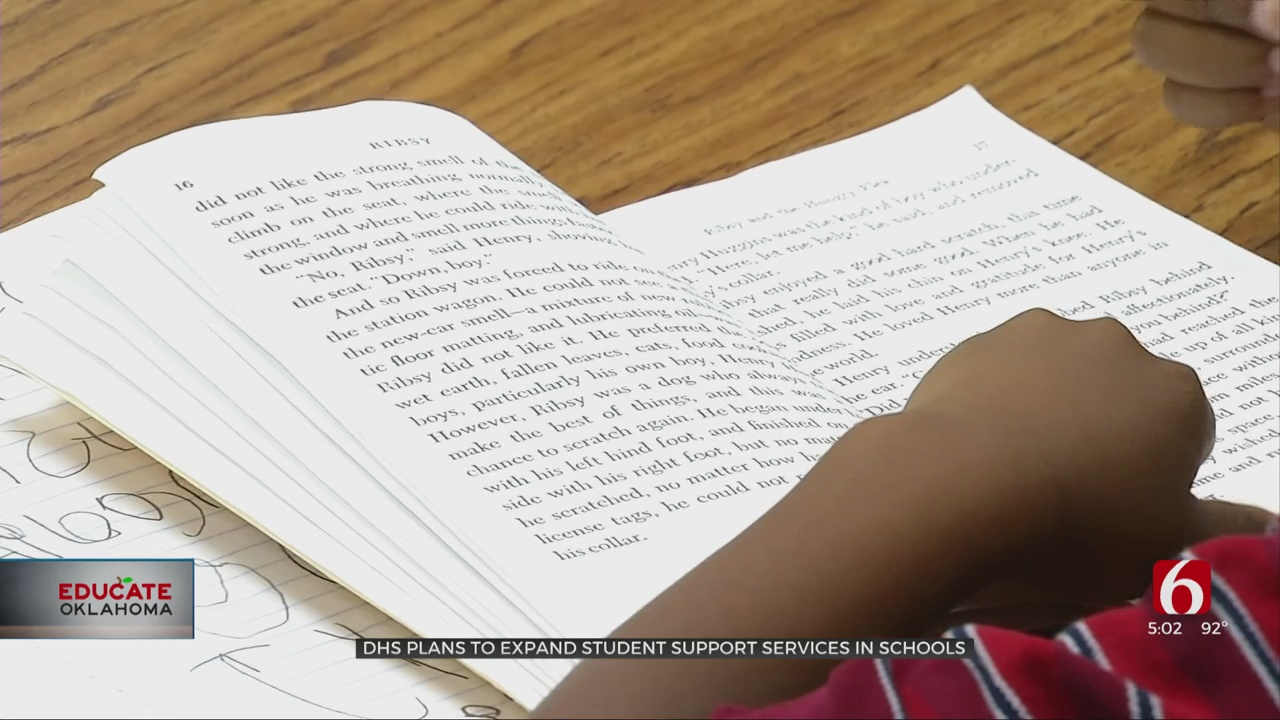 Dept. Of Human Services Plans To Expand Student Support Services In Schools
