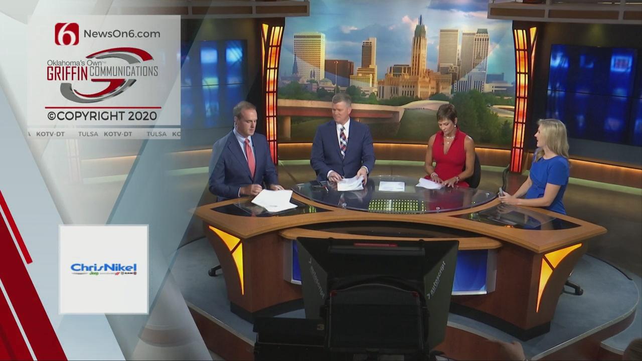 News On 6 6 p.m. Newscast (July 23)