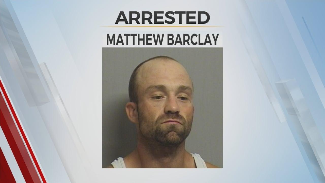 Tulsa Police Say Teen Runaway Found In Arrested Sapulpa Man's Motel Room