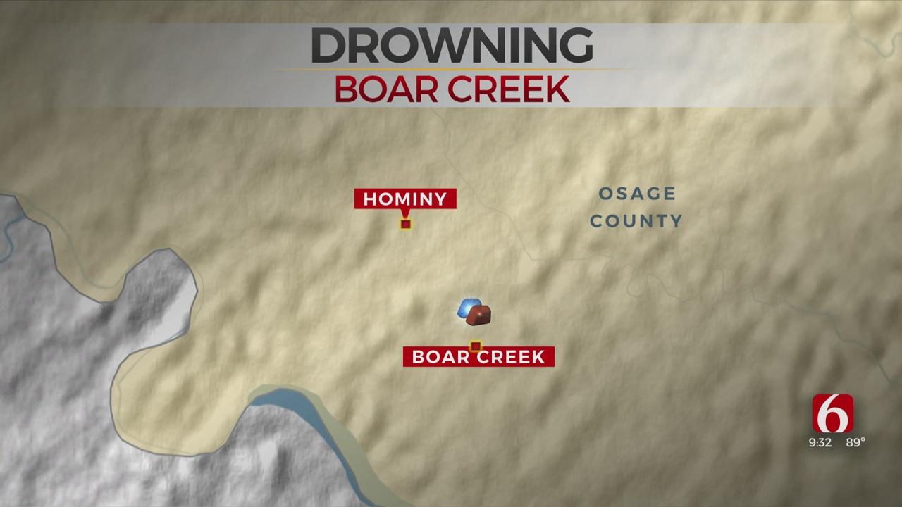 Collinsville Man Drowns At Boar Creek