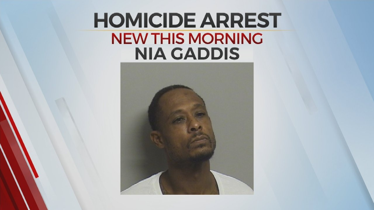 Tulsa Man Arrested After Deadly Comanche Park Apartments Shooting