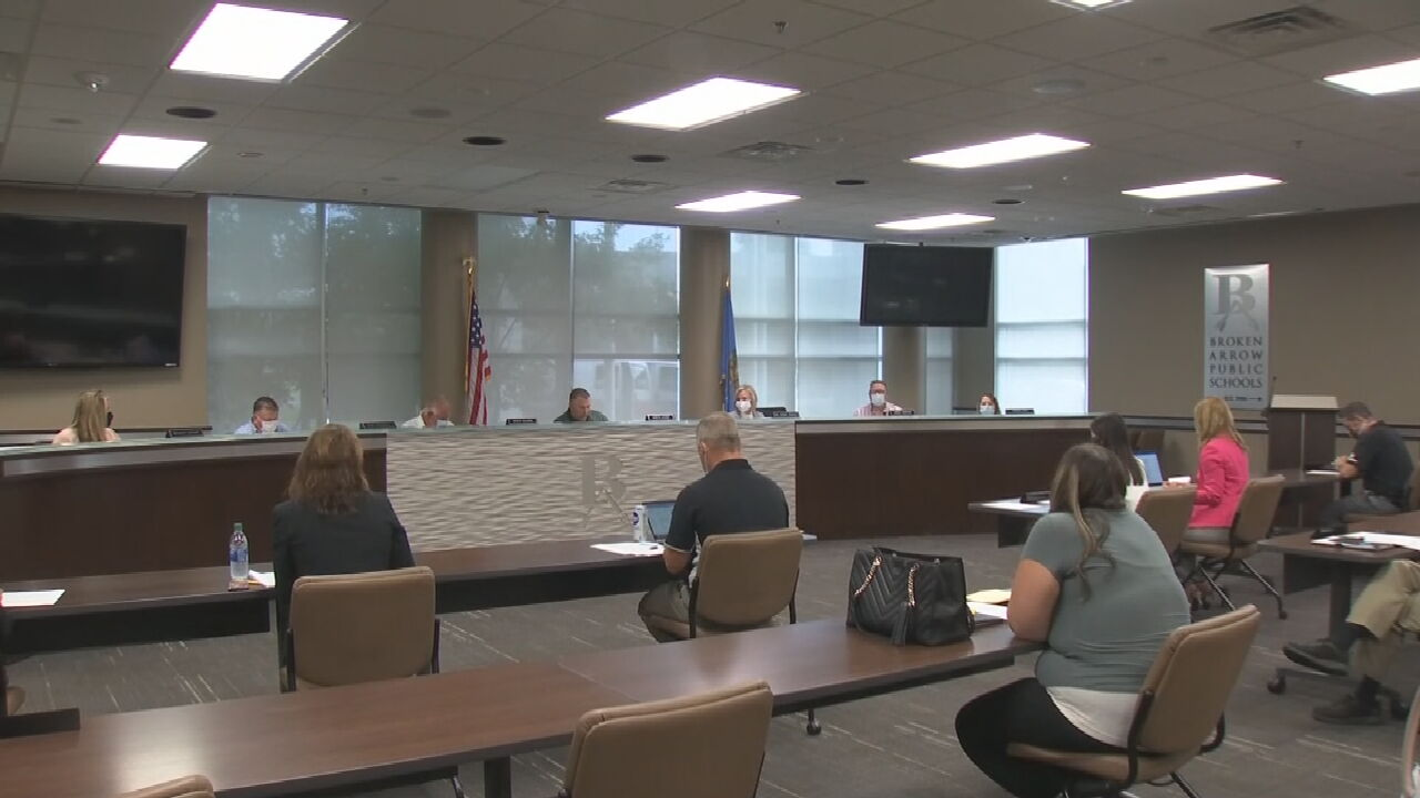 Broken Arrow Public Schools Discussing Back To School Plans