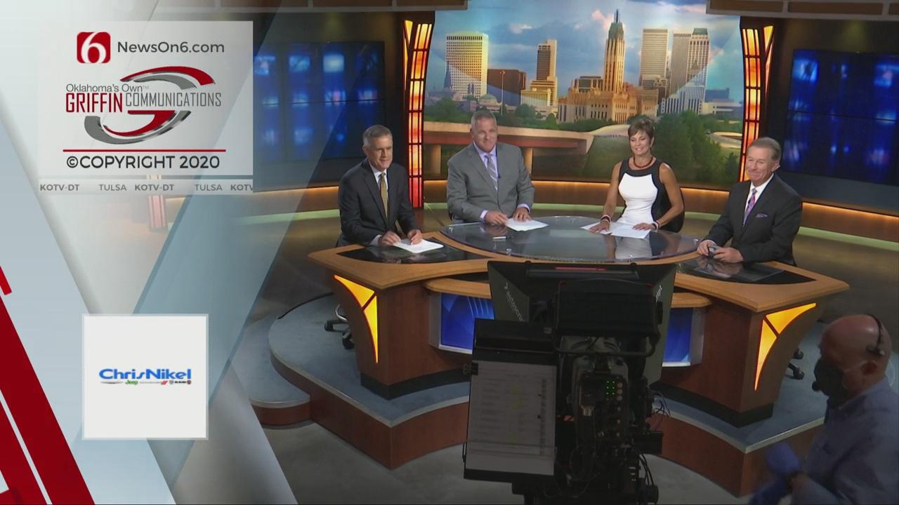 News On 6 6 p.m. Newscast (July 29)
