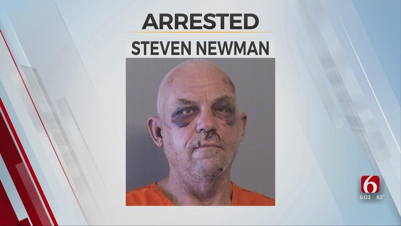 Tulsa Man Accused Of Molesting Underage Girl