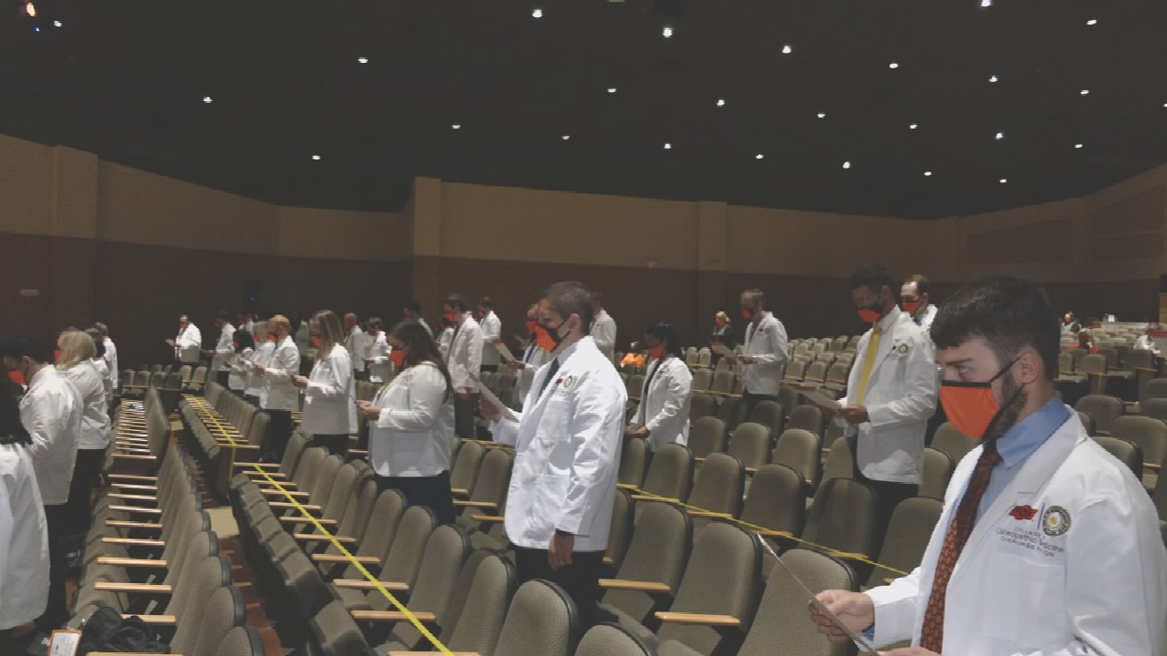 Nation's First Tribe-Affiliated Medical School Opens In Tahlequah