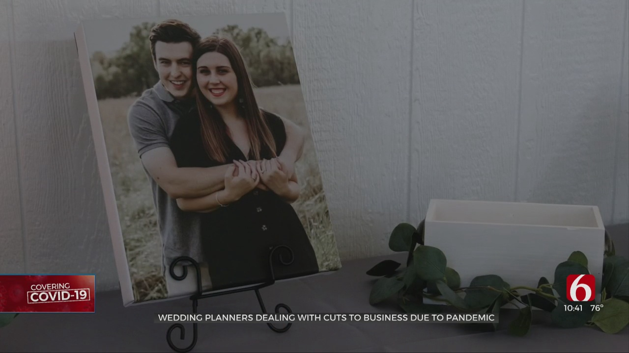 Couples, Wedding Industry Feeling Impact Of COVID-19 Pandemic