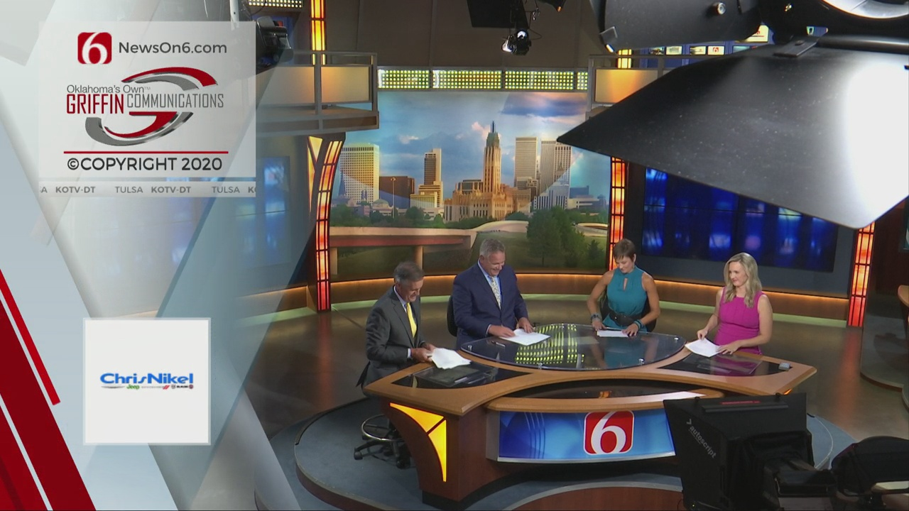News On 6 6 p.m. Newscast (August 3)