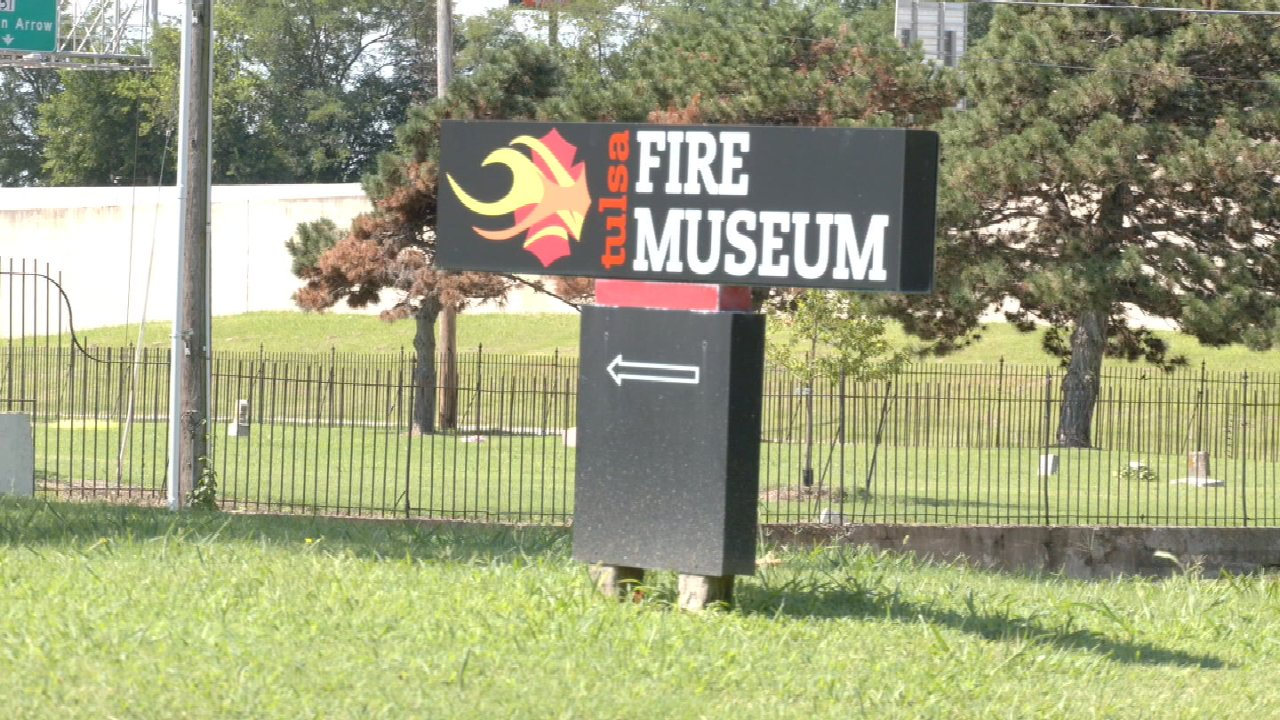 COVID-19 Slows Down Plans For Future Tulsa Fire Museum