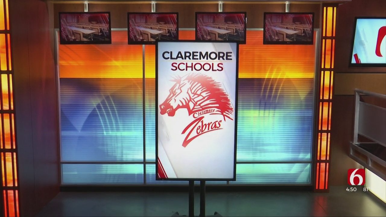Watch: Claremore Public Schools Superintendent Discusses Back-To-School Plan
