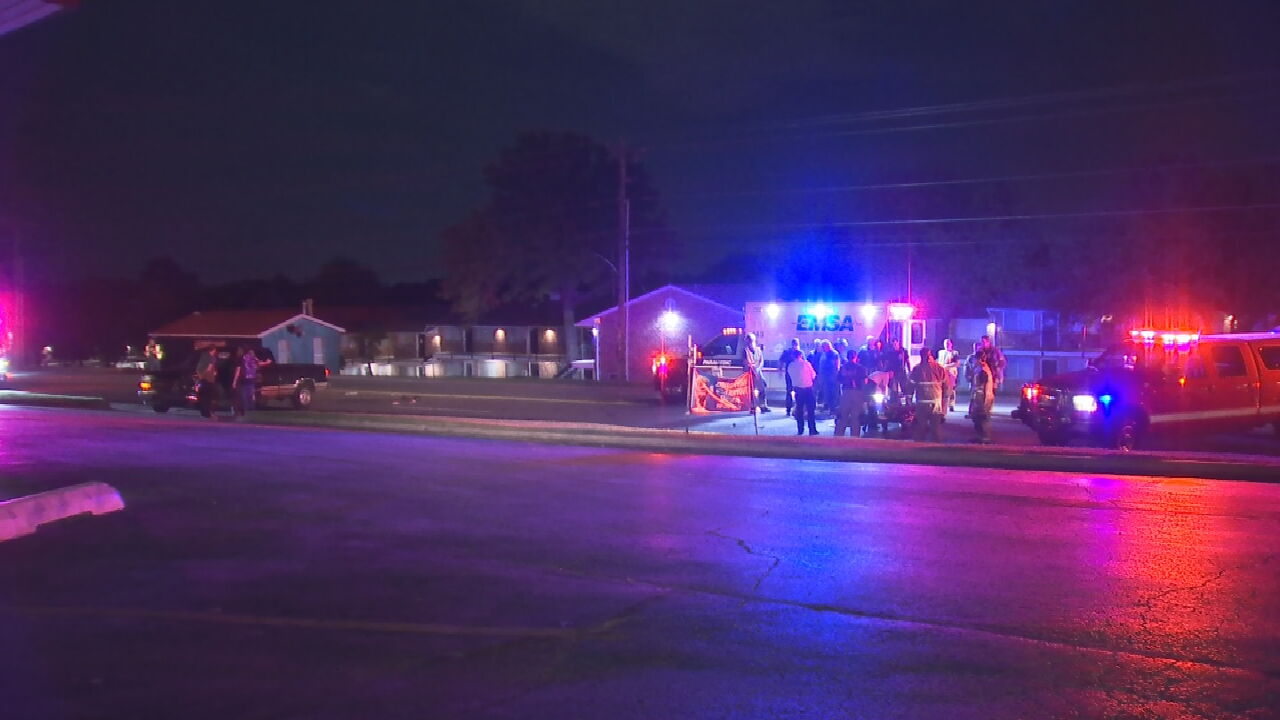 Man Dies After Being Hit By A Truck Overnight