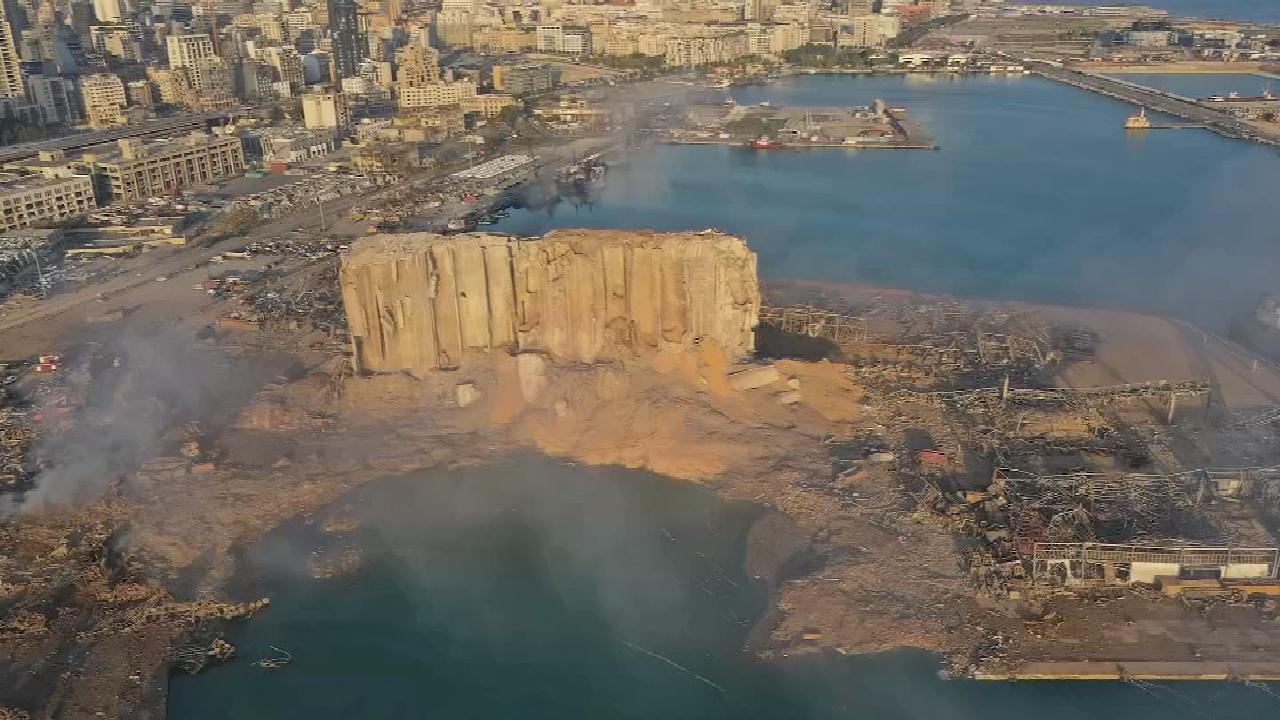 Lebanon Confronts Devastation After Massive Beirut Explosion