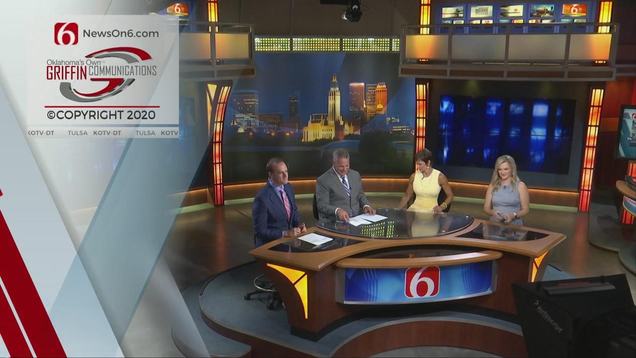 News On 6 10 p.m. Newscast (August 6)