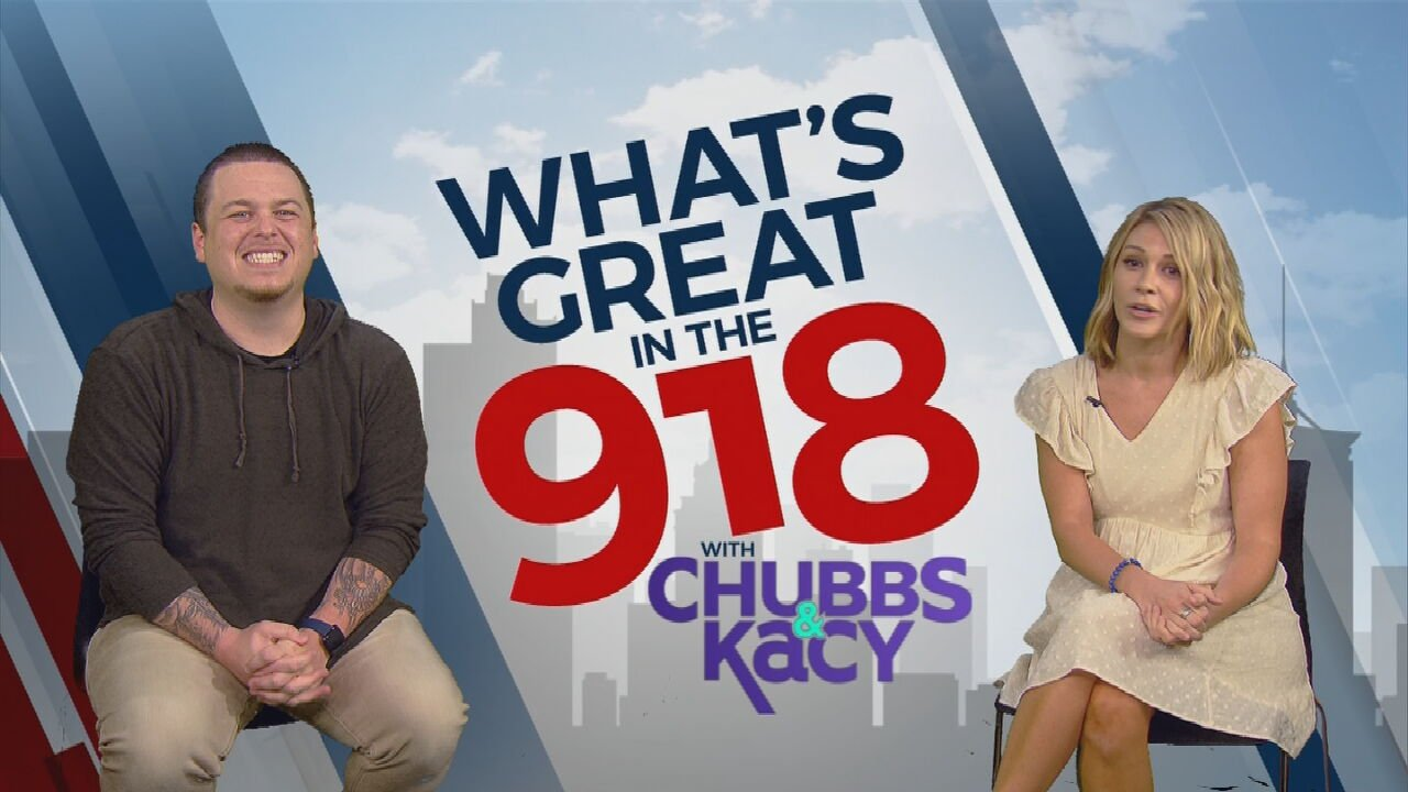 What's Great In The 918: Botanic Garden, Food Challenges, The Admiral Twin & More