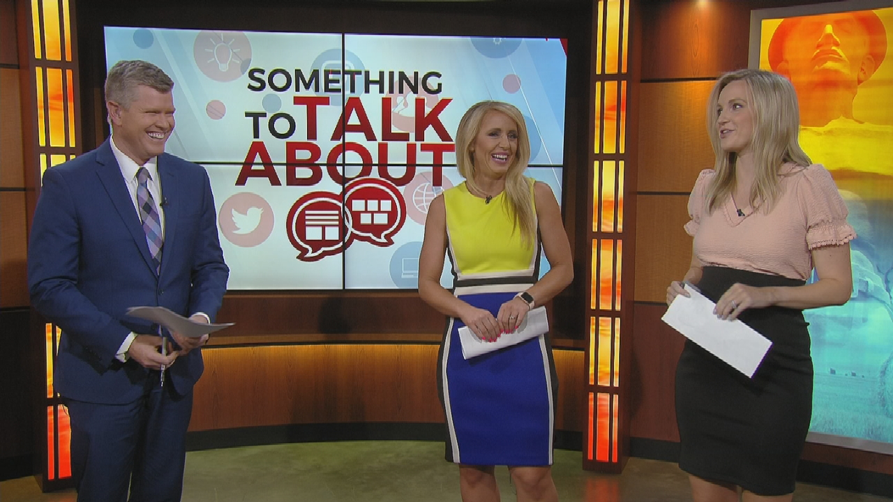 Something To Talk About: Nacho Cheese Table, A Kind Act, & More