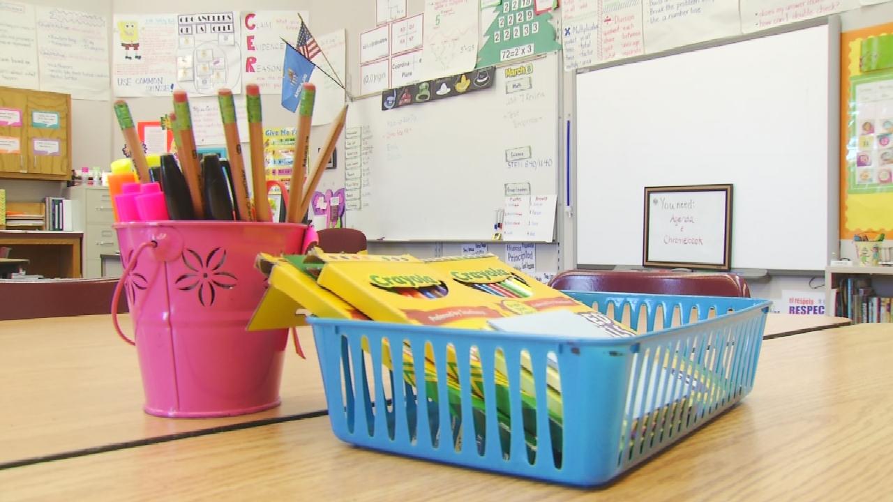 Log Out Broken Arrow Announces Temporary Raise For Substitute Teachers