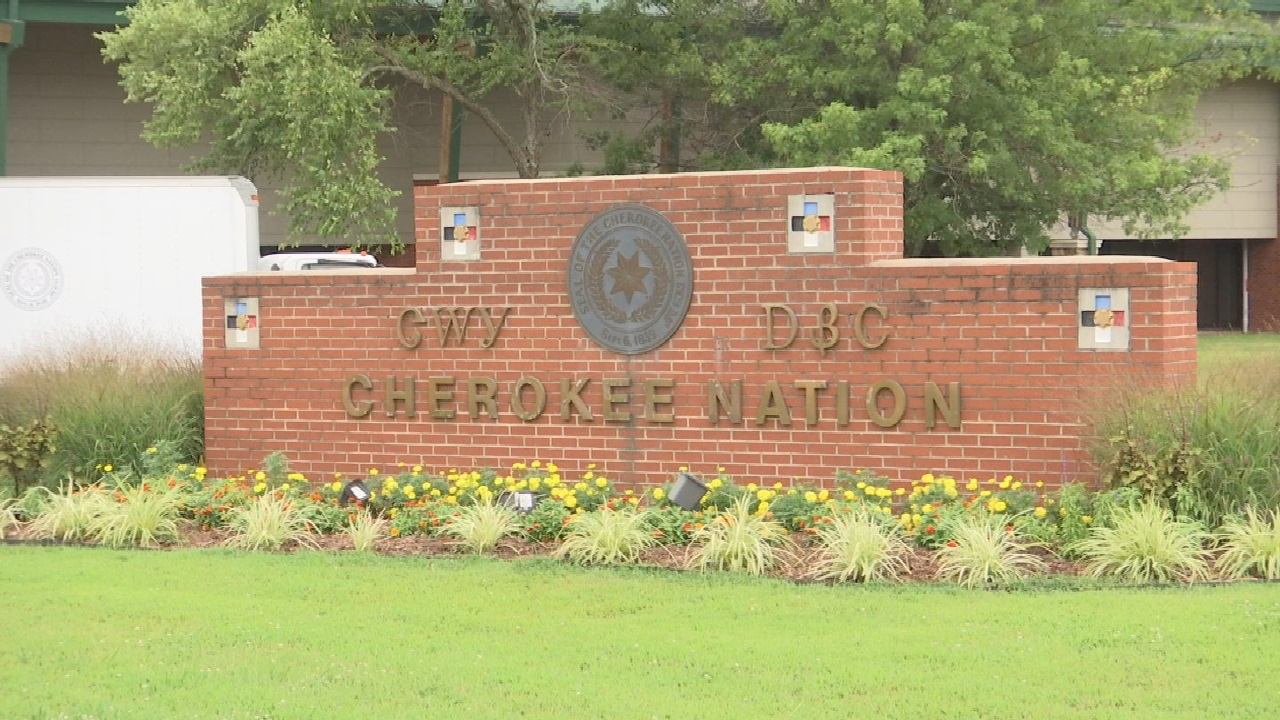 Cherokee Nation Installs New Machines That Detect COVID-19