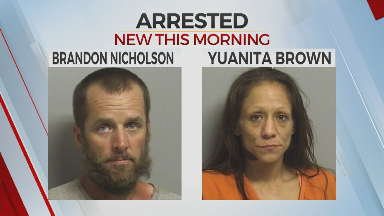 2 People Arrested For Making Meth In Front Of Child