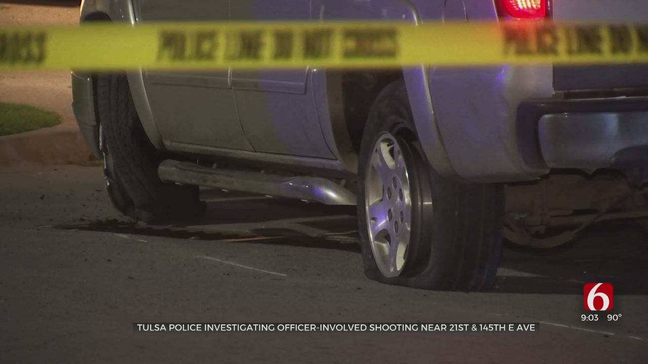 TPD Investigating Second Office-Involved Shooting In Under 24 Hours