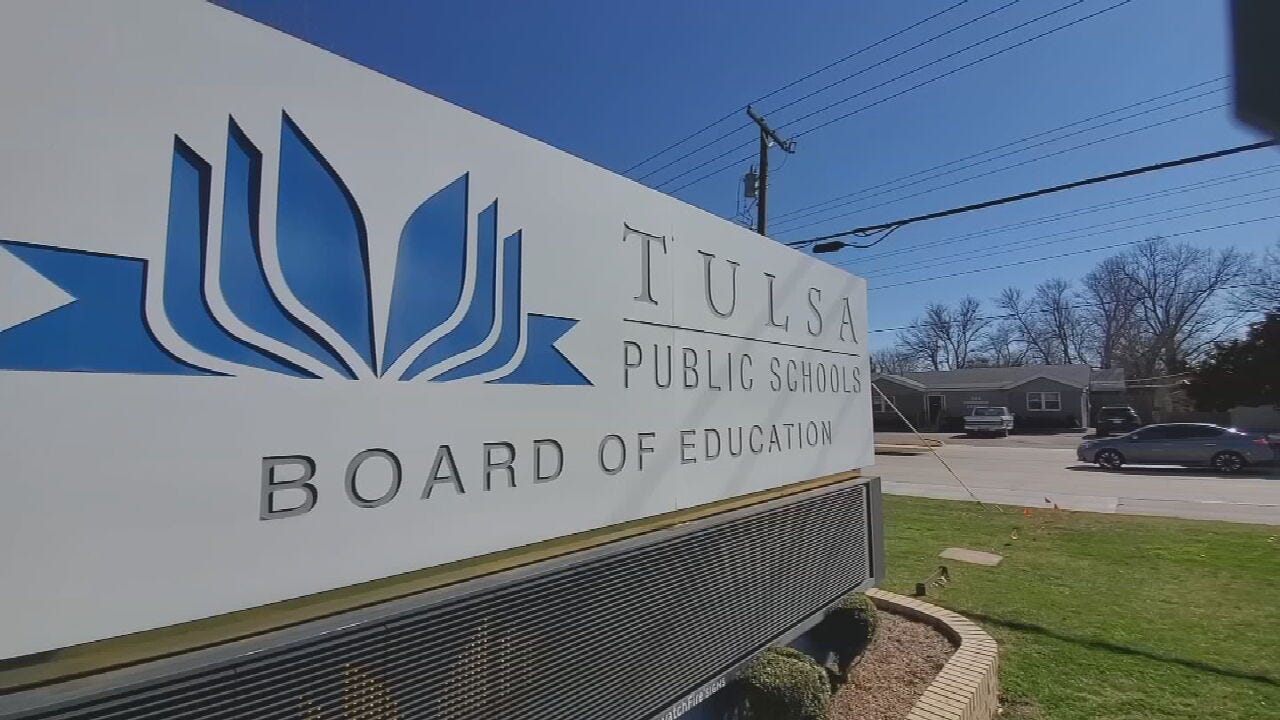 Tulsa School Board To Hold 'Distance Learning Work Session'