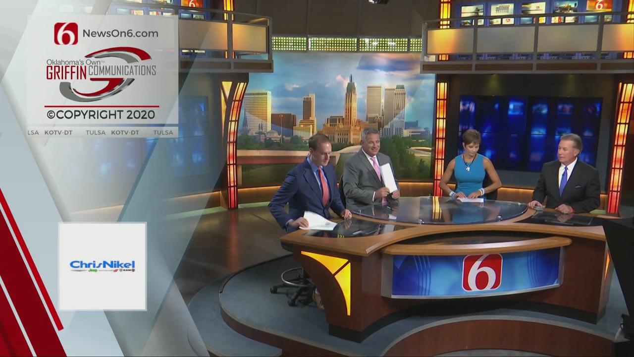 News on 6 6 p.m. Newscast (August 10)